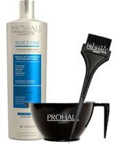 Prohall Progressiva Select One 1L + Kit Aplicação -