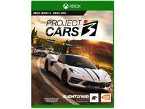 Project Cars 3 para Xbox One Slightly Mad Studios - Lançamento