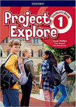 Project explore - level 1 - student book - Oxford
