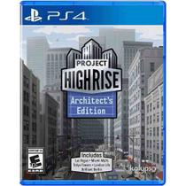 Project Highrise Ps4 Midia Fisica -