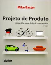 Projeto De Produto - 3? Edicao - Blucher -