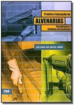 Projeto e Execução de Alvenarias - Pini -