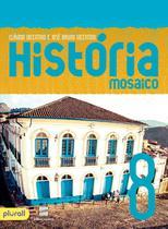 Projeto Mosaico - História - 8º Ano - Scipione