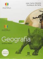 Projeto Múltiplo. Geografia -  Volume Único - Scipione