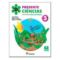 Projeto Presente 3ºAno Ciências - BNCC - Moderna