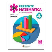 Projeto Presente 4ºAno Matemática - BNCC - Moderna