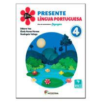 Projeto Presente 4ºAno Português - BNCC - Moderna -