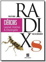 Projeto radix - ciencias - 8o ano - Scipione