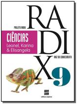 Projeto radix - ciencias - 9o ano - Scipione -