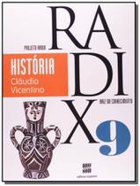 Projeto Radix - História - 9  Ano - Scipione -