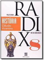 Projeto radix - historia - vol.8 - Scipione