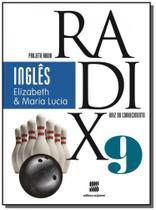 PROJETO RADIX - INGLES - 9o ANO - Scipione