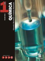 Projeto Voaz - Química - Ensino Médio - Volume Único - Scipione