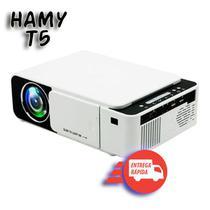 Projetor Led Espelhamento Celular Wifi 2500 Lúmens T5 - Hamy