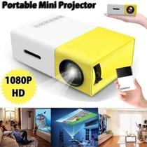 Projetor Portátil Full Hd Led 600 Lumens Usb Sd Hdmi - Ybx