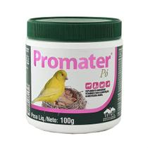 Promater 100g Vetnil Suplemento Fertilidade Cães Gatos e Aves -