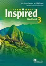 Promo-inspired workbook-3 - Macmillan