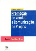 Promocao de vendas e comunicac - Almedina Matriz