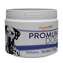 Promun Dog Suplemento Organnact - 150g -