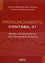 Pronunciamento Contábil 01 - Medida e Evidenciação do Valor Recuperável de Ativos - Atlas