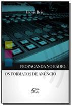 Propaganda no radio: os formatos de anuncio - Edifurb