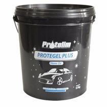 Prot Gel Plus Silicone Finalizador Revitalizador Parachoques Painéis Borrachas - Protelim