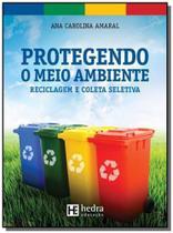 Protegendo o meio ambiente: reciclagem e coleta se - Hedra