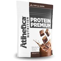 Protein premium - 1,8kg - chocolate - atlhetica -