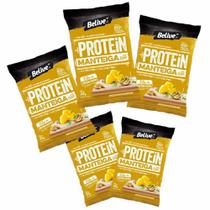 Protein Snack Manteiga com Ervas Belive 35g ( 5 unidades ) - Goodsoy