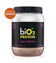 Proteína Vegana biO2 Protein Açaí e Banana 300g - biO2 -