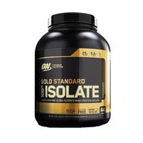 Proteína Whey Gold Isolate 1,36Kg Chocolate 3,0LBS Optimum Nutrition