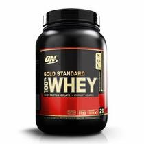 Proteína Whey Protein 100 Whey Gold Standard 2LB Optimum Nutrition