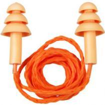 Protetor Auditivo em Silicone Tipo Plug Modelo K-10 - Kalipso -