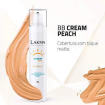 Protetor/base Bb Cream Peach (claro) Fps 45 - 50g Lakma -