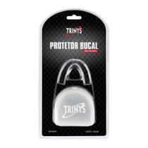 Protetor Bucal Com Estojo Trinys Transparente Artes Marciais -