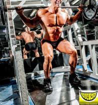 Protetor Bucal Duplo Articulado Para Academia Esportes Luctor Vamp 5em1 -