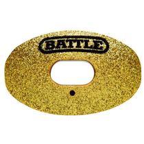 Protetor Bucal Oxygen Glitter Gold Battle -