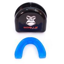 Protetor Bucal Profissional Com Capinha -Muay-Thai - Gorilla -