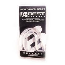 Protetor Bucal Simples Best Transparente - Best Defense