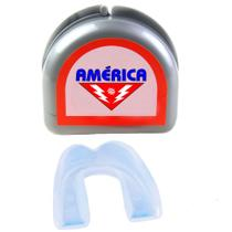 Protetor Bucal Simples c/ Estojo - América