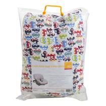 Protetor de Assento para Bebê Conforto - Carros - Abra cadabra