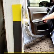 Protetor de Canto e Coluna Cantoneira 10mm Garagem - J.C Proteção Veicular