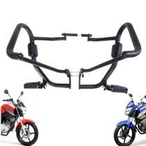 Protetor de carenagem para Yamaha Fazer e Factor 150 da marca chapam -