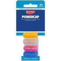 Protetor de Cerdas para Escova Dental (4 unidades) - Powerdent