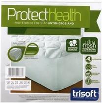Protetor de Colchão de Casal Protect Health Trisoft -
