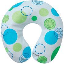 Protetor de Pescoço para Bebê Inflável Azul - Safety -