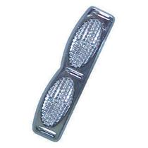 Protetor de Porta Adesivo Duplo Base Cristal - Shekparts