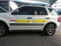 Protetor De Porta Magnético Para Carro - 2 Unid. - Amarelo - Autoprotetor