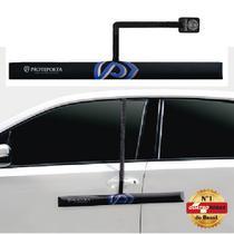 Protetor de Porta para Carro com Imã - 1 peça Preto - Proteporta
