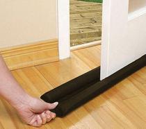 Protetor De Porta Veda Portas Kit Com 2 Unid Marrom 80cm - Decore Fácil Shop